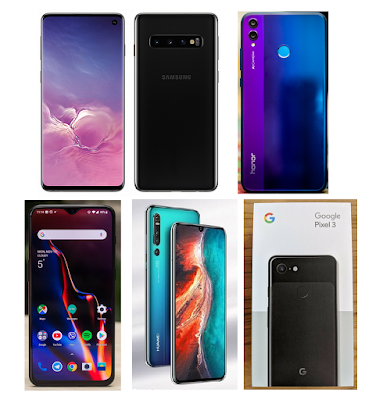 Best Upcoming Android Phones 2019