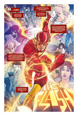 Flash 1, DC-Comic aus dem Panini-Verlag