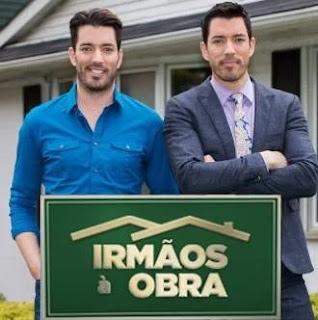 Promoção Discovery Home & Health Conhecer Irmãos Gêmeos Drew e Jonathan Scott 2019