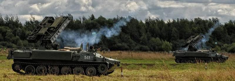 Російські ЗРК Стрела-10 отримають ракети вистрілив-забув