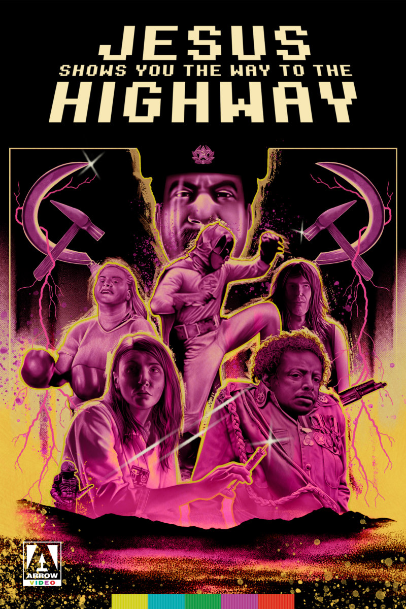 Jesus Shows You the Way to the Highway poster