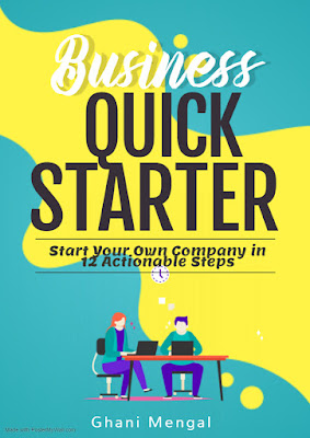 START YOUR ONLINE BUSINESS (QUICK STARTER GUIDE)  Start Your Own Company in 12 Actionable Steps
