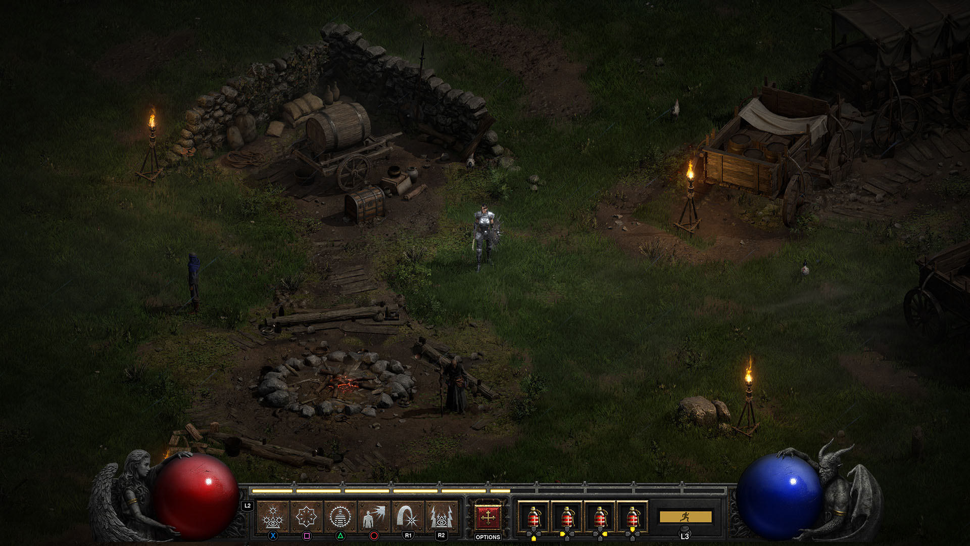 GUIDE LEVELING DIABLO 2 RESURRECTED, How to quickly reach level 99?