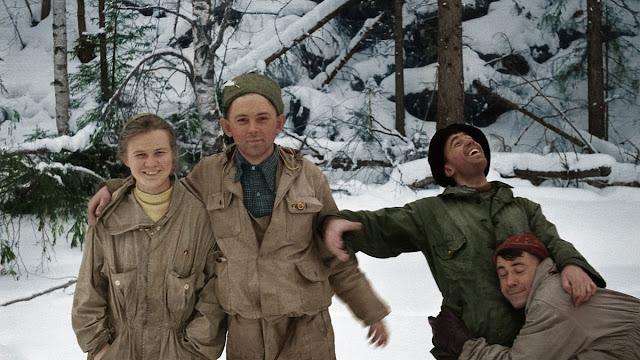 Dyatlov Günlüğünden Satırlar (30 Ocak 1959) | Yazan Kişi: Lyudmila Alexandrovna Dubinina (Lyuda) - Sol