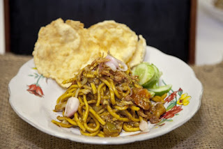 Mi Aceh Jadi Andalan Menu Hotel Mewah Ini