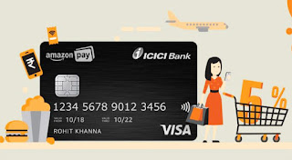 All about ICICI Amazon Pay Credit Card