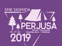 Logo Perkemahan Perjusa SMK Yasmida Ambarawa 2019