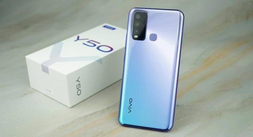 Spesifikasi Vivo Y50 dan Review Terbaru 2021