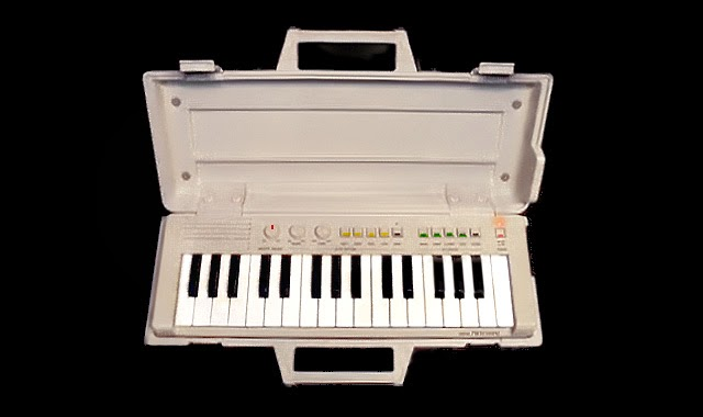 Yamaha Portasound Keyboard That You Can Record Sounds With