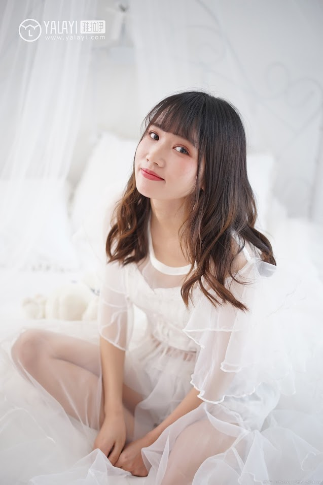 YALAYI雅拉伊  2018.05.25 NO.001 恋上你的床 公主小兔子 - Girlsdelta