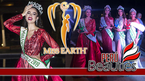 Paola Torres es Miss Earth Mexico 2019