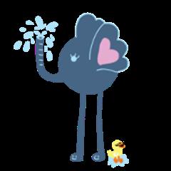 Elephant & Duck