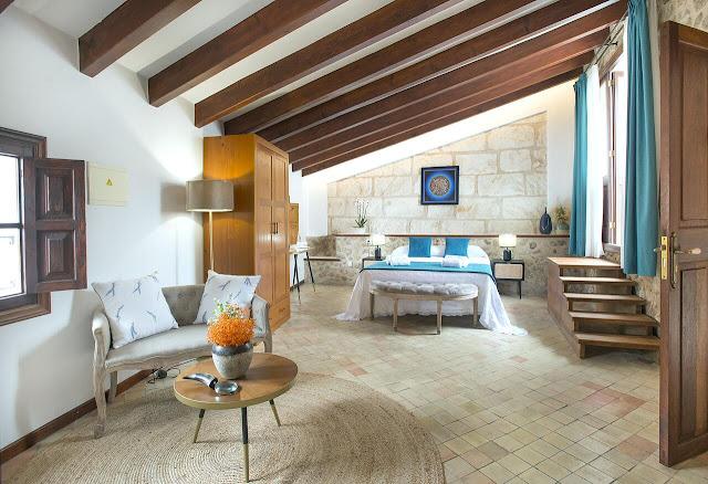 Hotel Petit Caimari en Mallorca