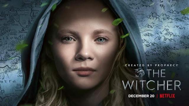 فريق Netflix يشاركنا ثلاثة صور رهيبة جدا عبارة عن خلفيات لمسلسل The Witcher