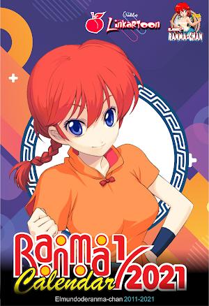 Calendario Ranma ½ 2021