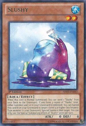 Dragon0466's Yugioh blog: Card of the Day: Slushy