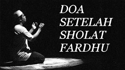 Berdoa atau berdzikir setelah sholat merupakan suatu kaharusan bagi umat muslim Doa Dzikir setelah sholat Fardhu Arab Latin Dan Artinya