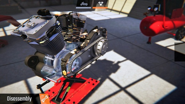 Free Download Biker Garage: Mechanic Simulator