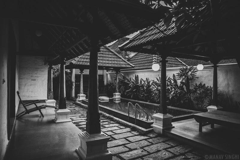 View of Pool area at Luxury Pool Villa, Le Pondy Beach Resort, Pondicherry- 31-Oct-2019