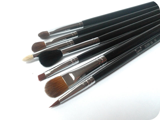 Sigma Beauty Professional Brushes Eyes Kit