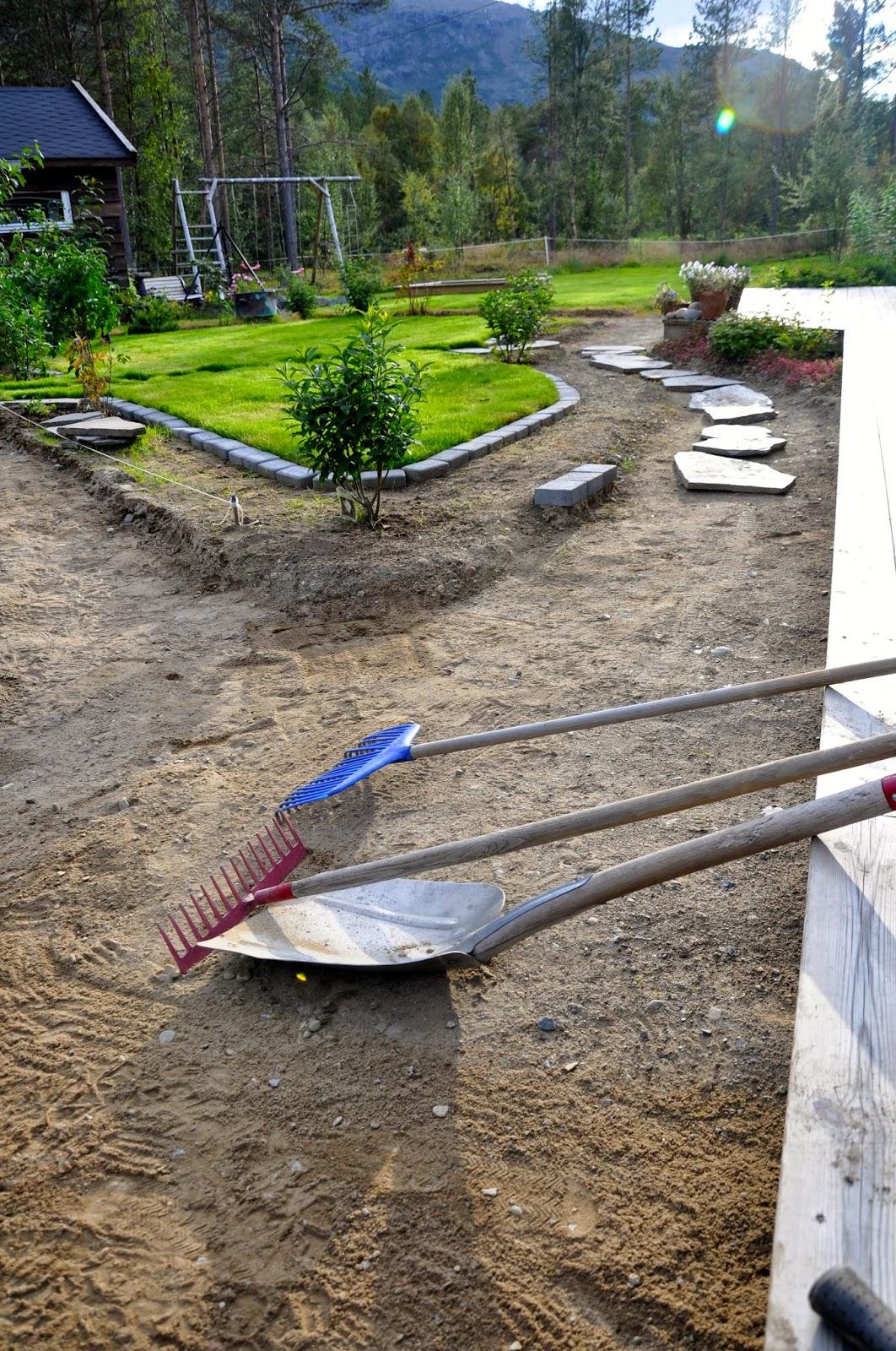 Hvordan lage gressplen