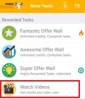 How to earn money with make money app