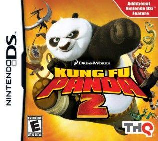Rom Kung fu Panda 2 NDS