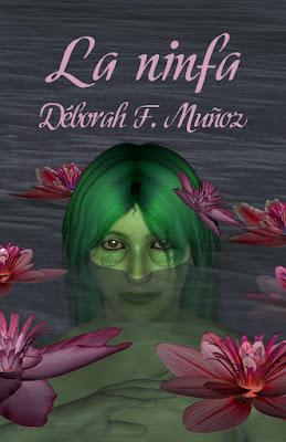 portada del relato corto de fantasía La ninfa