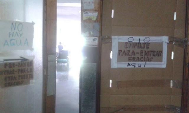 Hospital Universitario de Caracas: reflejo de la decadencia en la salud