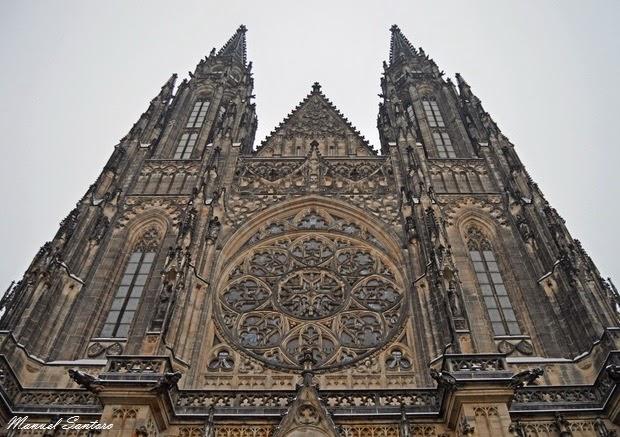 Praga, Cattedrale di San Vito