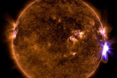 «Ανήσυχος» ο Ήλιος! – Οι εκλάμψεις που αγχώνουν τους επιστήμονες