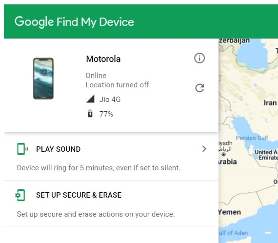 Do not leave the GPS location open in your mobile even by forgetting.