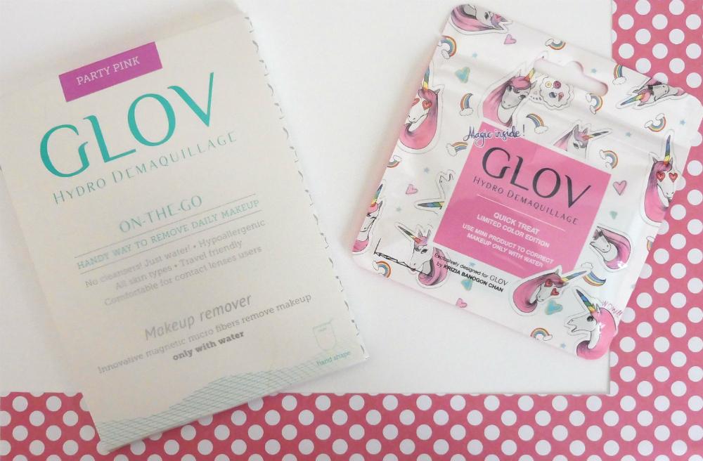 Le démaquillage sans démaquillant : test bluffant du gant Glov #concours