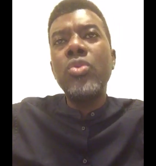 Live video from Reno Omokri- Why I Went On Pilgrimage To Abuja House In London