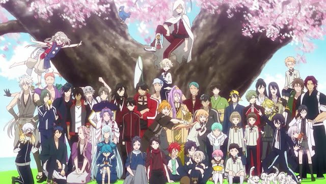 Touken Ranbu: Hanamaru Episode 12 END Subtitle Indonesia
