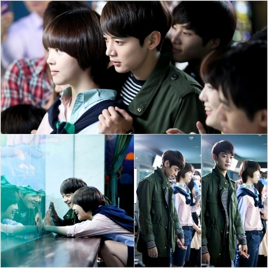 K-drama: To The Beautiful You Review ~ Reviews and... *stuff* F(x) Sulli To The Beautiful You
