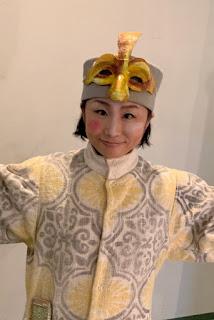 西田玲子 こんにゃく座
