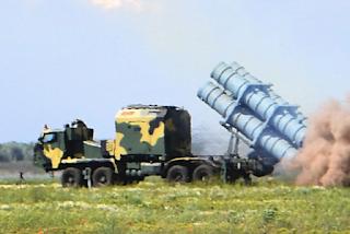 Ukraina Ujicoba Sistem Rudal Pesisir Neptunus