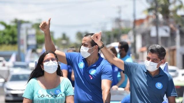 Salvador: Bruno Reis é o candidato à Prefeitura do DEM que mais recebeu dinheiro do partido para a campanha