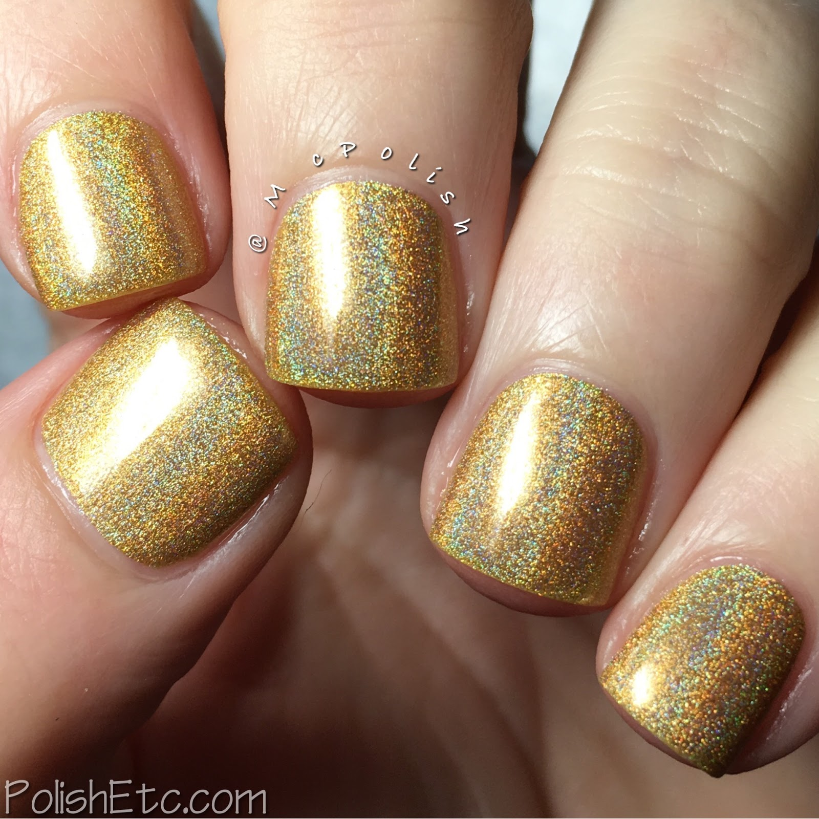 KBShimmer - Nauti by Nature Collection - McPolish - Copa-Banana