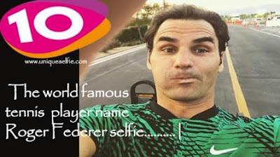 Roger Federer| सेल्फी फोटो चाहिए