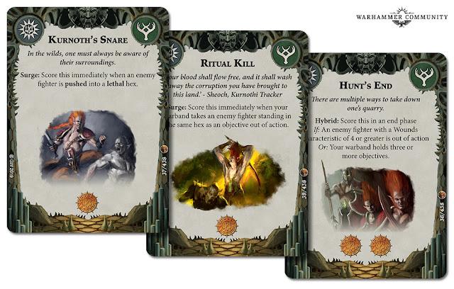 Cartas Skaeth's Wild Hunt