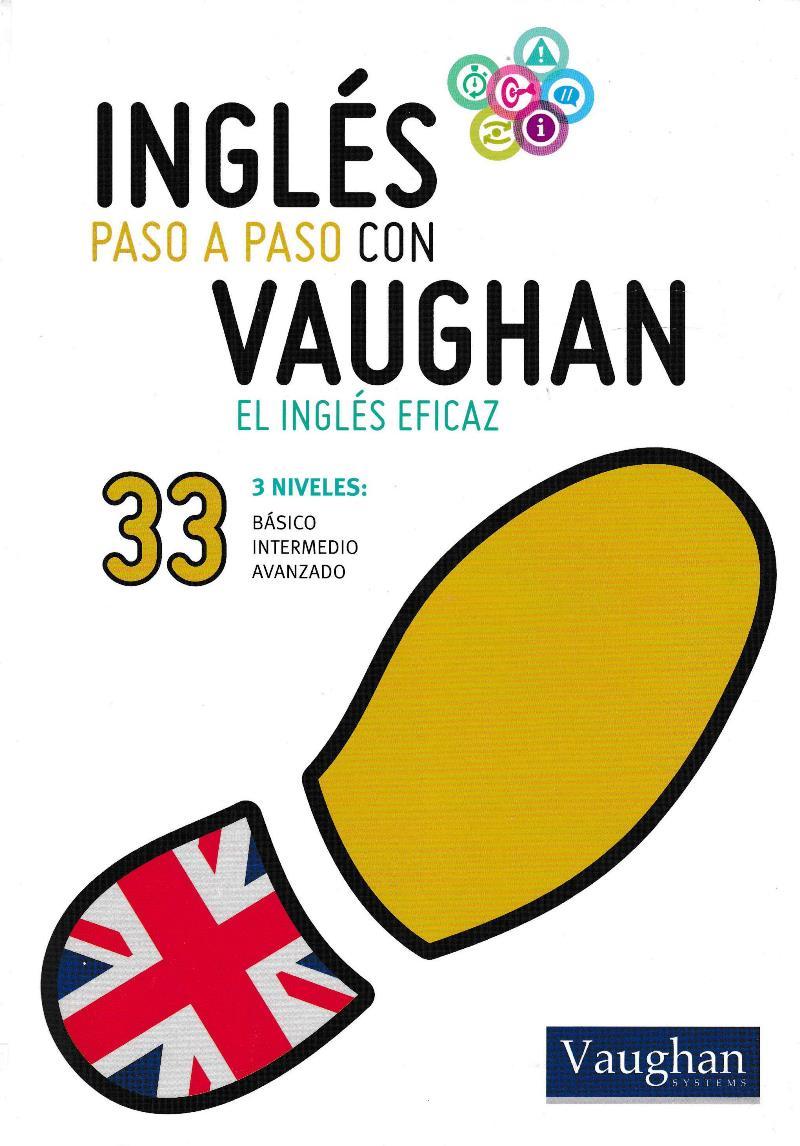 Inglés paso a paso con Vaughan 33 [Libro + Audio]
