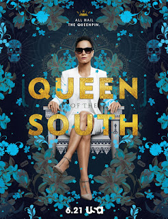 Queen of the South Series Poster