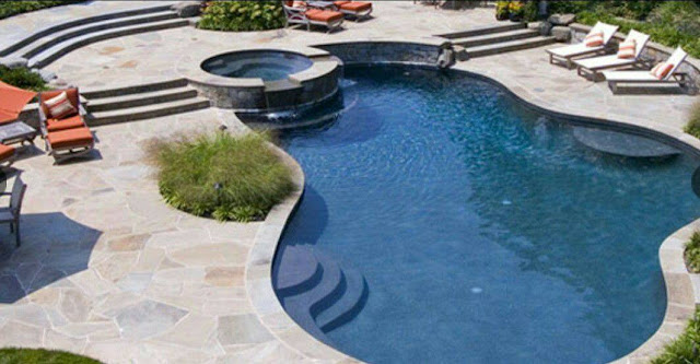 Atención propietarios de piscina y spa! servicio de piscina expresa Bluewater