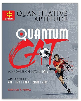 Download Free PDF eBook Quantitative Aptitude Quantum CAT by Sarvesh Verma