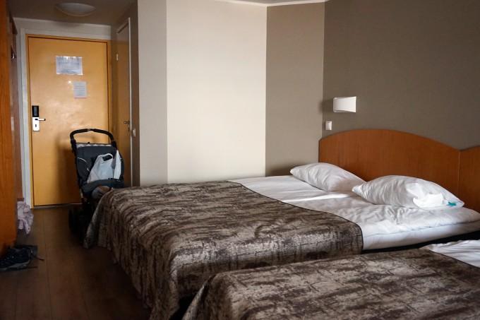 Tallinnan Pirita Spa Hotel, Marine Family Room / lapsiperheen kokemuksia
