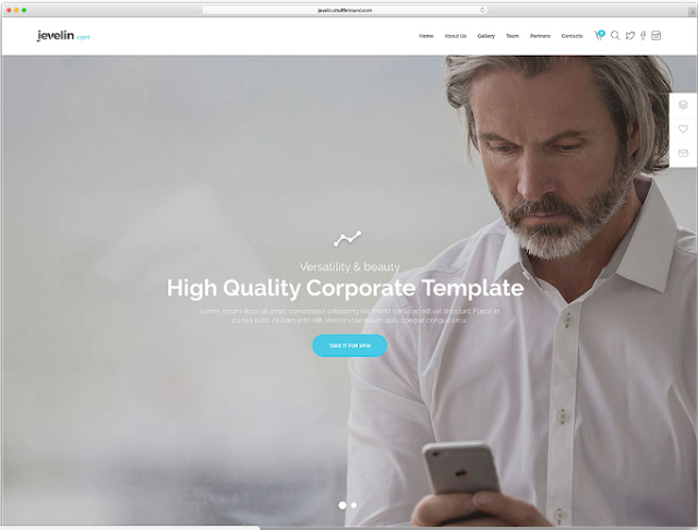 The 20 best free wordpress themes for small business