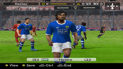 PES 6 Option File by PES 6 Arema Season 2017/2018