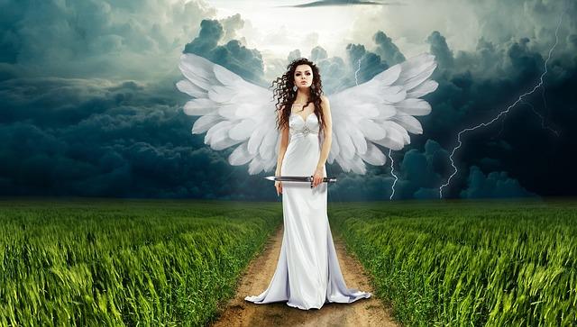 Malaikat dan surga